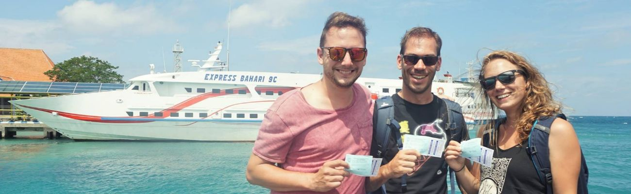 karimunjawa boat ticket