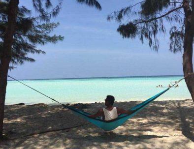 relaxing island snorkeling trip
