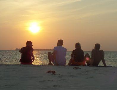 sunset karimunjawa snorkeling tour
